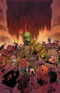 Drax #6, copertina di Scott Hepburn