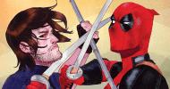 Marvel: Danilo Beyruth si è divertito un mondo a disegnare Deadpool v Gambit