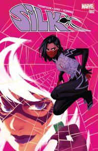 Silk #2, copertina di Tana Ford
