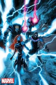 Uncanny X-Men #7, variant cover di Ryan Sook