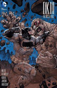 Dark Knight III: The Master Race #1, copertina variant di Howard Porter