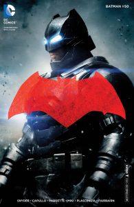 Batman #50, copertina variant Batman v Superman