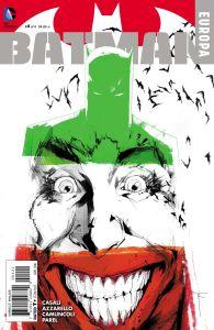 Batman Europa #4 - Jock