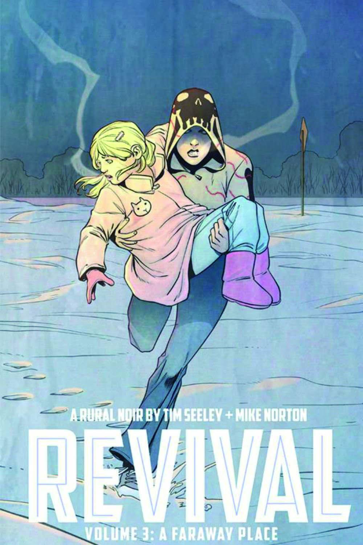 Revival vol. 3, copertina