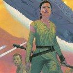 Star Wars: Il Risveglio della Forza, Esad Ribic alle copertine del fumetto Marvel