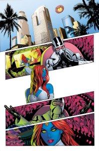 Uncanny X-Men #5, anteprima 2