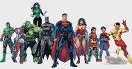 Rebirth: il nuovo look di Superman, Batman, Wonder Woman e altri personaggi DC Comics