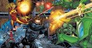 Marvel, Thunderbolts: Jon Malin rivela il look della squadra nel suo sketchbook