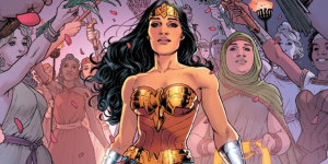 Wonder Woman Rucka