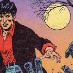 Dylan Dog: Recchioni annuncia una seconda storia inedita di Tiziano Sclavi