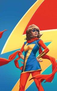 Ms. Marvel #5, copertina di Emanuela Lupacchino