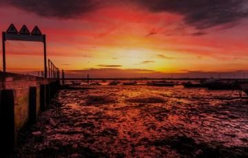 Mersea Sunset-4PCB