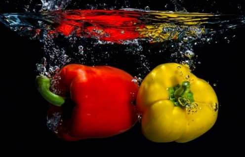 Pepper splash By Richie