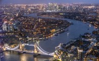 View from the Shard - Andy Baxter
