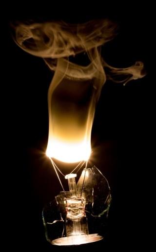 Richie - Light bulb burnout