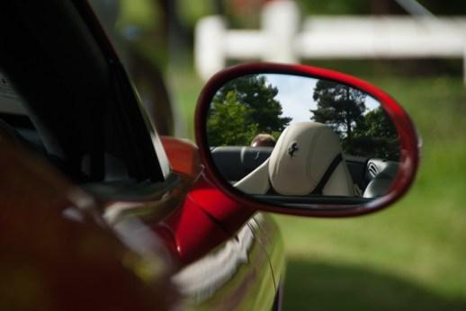 Reflect on Ferrari - Andrew Winter