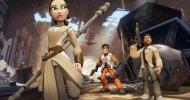 Disney Infinity 3.0: Play Without Limits, ecco il trailer del Play Set Il risveglio della Forza
