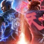 Tekken 7: Fated Retribution, due video off-screen mostrano Akuma e Nina