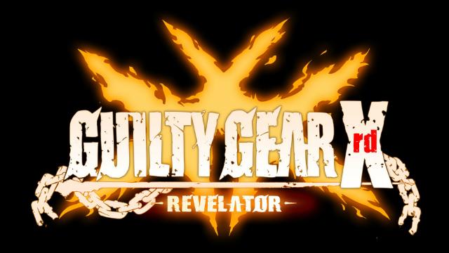 Guilty Gear Xrd Revelator banner scheda provvisorio