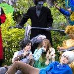 I migliori cosplay de Le 5 Leggende!