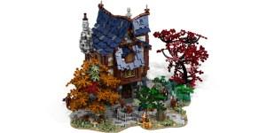 Banner LEGO Ideas Set Medievale