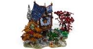 Merchant's House raggiunge il traguardo su LEGO Ideas
