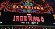 La premiere a Los Angeles | Iron Man 3