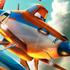 La prima locandina di Planes: Fire & Rescue