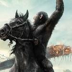 Apes Revolution – Il Pianeta delle Scimmie, nel sequel Cesare come Mosè