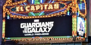 guardians of the galaxy premiere