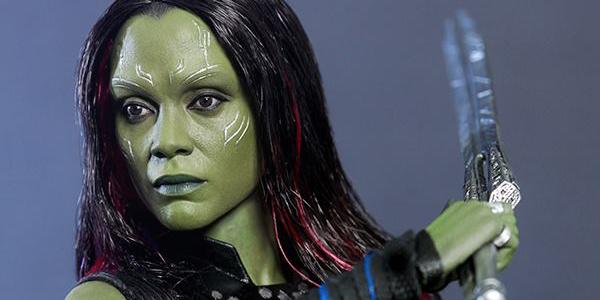 Gamora i guardiani della galassia