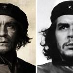 Quando John Malkovich sostituisce Che Guevara e Hemingway in foto leggendarie!