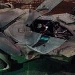 La Batmobile di nuovo in azione sul set di Batman V Superman