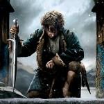 Lo Hobbit: La Battaglia delle Cinque Armate, la cover art della colonna sonora