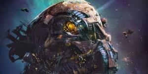 Guardiani della Galassia concept space