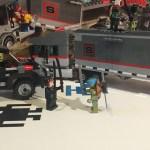 Unboxing – Il set LEGO Big Rig Snow Getaway di Tartarughe Ninja!