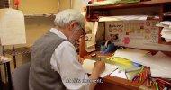 Hayao Miyazaki anima l'ultima inquadratura di Si Alza il Vento in un video