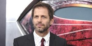 Zack Snyder banner