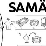 Le istruzioni di montaggio in stile IKEA dei più famosi mostri cinematografici