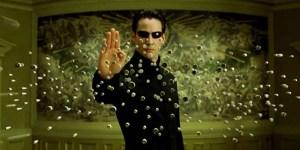 Matrix slowmotion