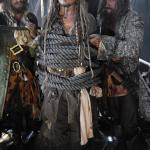 Pirati dei Caraibi 5 - Johnny Depp