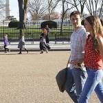 Joseph Gordon-Levitt e Shailene Woodley in una nuova foto di Snowden