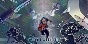 ant man banner