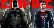 Batman V Superman in copertina su Empire Magazine!