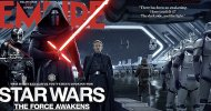 Star Wars: il Risveglio della Forza, i villain in copertina su Empire!