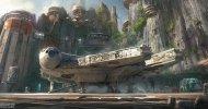 Star Wars Land: nuovi aggiornamenti sulle attrazioni e sulle aree espositive!