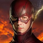 The Flash: Grant Gustin sostiene Ezra Miller come Barry Allen cinematografico