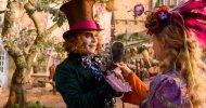 Johnny Depp e Mia Wasikowska in una nuova immagine di Alice Attraverso lo Specchio