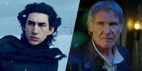 Han Solo Kylo Ren