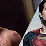 Justice League - Parte 1, Henry Cavill comincia l'allenamento per Superman!